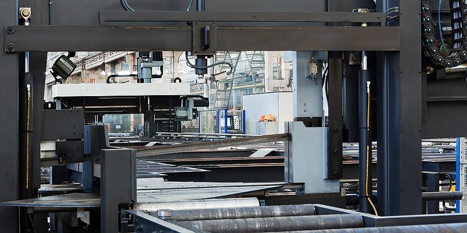 Výroba a montáž strojov a technologických celkov